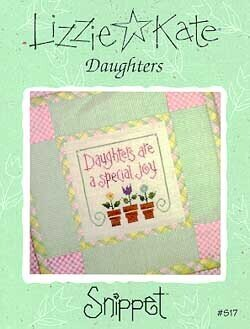 Daughters - Cross Stitch Pattern
