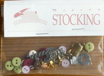 Charms for Marys Stocking