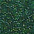 Mill Hill 00332 Emerald Glass Beads - Size 11/0
