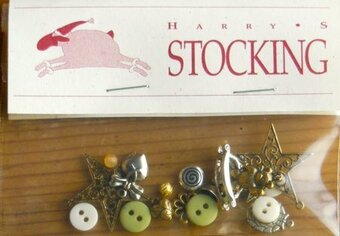 Charms for Harry's Stocking