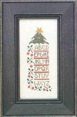 Holly Berry Sampler - Cross Stitch Pattern
