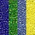 Mill Hill 01007 Mini Beads Pack 02086, 00167, 02006, 00128