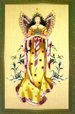 Fairie Treasures - Mirabilia Cross Stitch Pattern