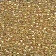 Mill Hill 02019 Crystal Honey Glass Beads - Size 11/0