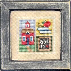 Flip It Blocks September - Cross Stitch Pattern