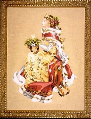 Royal Holiday Christmas Queen