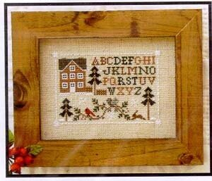Woodland Sampling - Cross Stitch Pattern