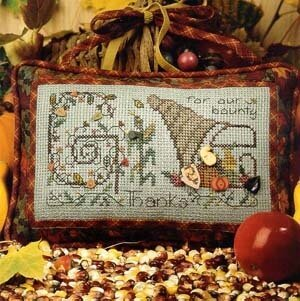 Give - Cross Stitch Pattern