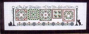 Safe and Warm - Cross Stitch Pattern