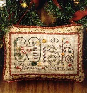 Wish - Cross Stitch Pattern