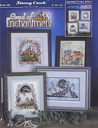 Land Of Enchantment - Cross Stitch Pattern