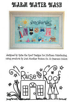 Warm Water Wash - Cross Stitch Kit