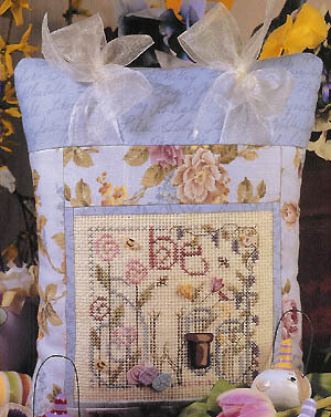 Be Sweet - Cross Stitch Pattern