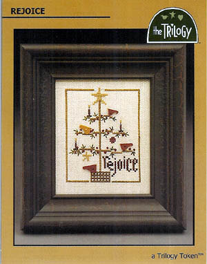 Rejoice (tokens) - Cross Stitch Pattern