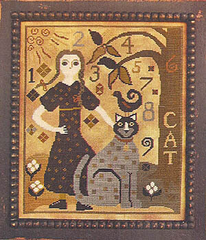 Molly - Cross Stitch Pattern
