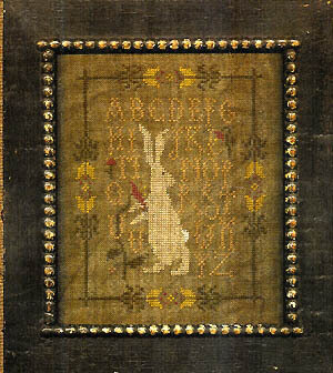 Briar Rabbit - Cross Stitch Pattern