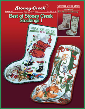 stoney creek cross stitch patterns