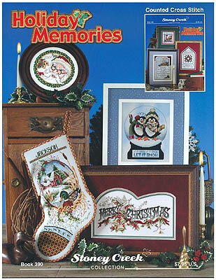 Holiday Memories - Cross Stitch Pattern