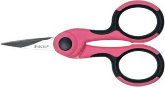 NANO Tip Professional Series Detail Scissors 4.5""