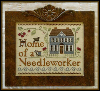 Home of a Needleworker Too!