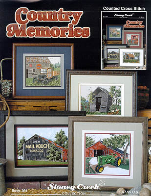 Country Memories - Cross Stitch Pattern