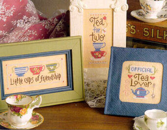 Lizzie Kate - Cross Stitch Designs
