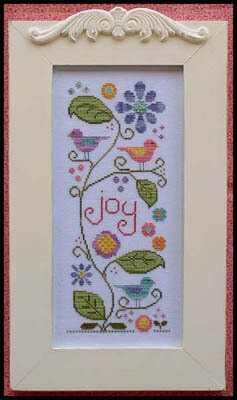 Joyful Summer - Cross Stitch Pattern