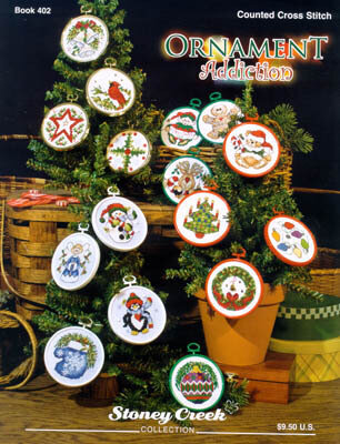 Ornament Addiction - Cross Stitch Pattern