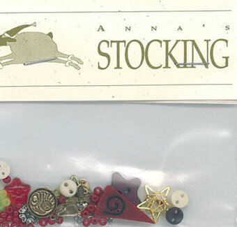 Charms for Anna's Stocking