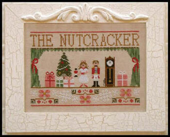Winfield Collection GIANT NUTCRACKER PATTERN