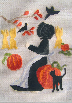Time to Leave - Cross Stitch Pattern
