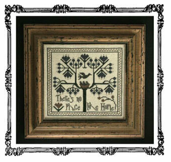 Like Home - Cross Stitch Pattern