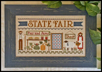 State Fair - Cross Stitch Pattern