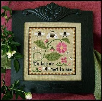 Bee Sampler - Cross Stitch Pattern