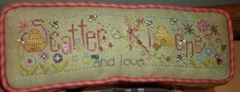Scatter Kindness - Cross Stitch Pattern