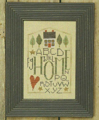 Home - Cross Stitch Pattern
