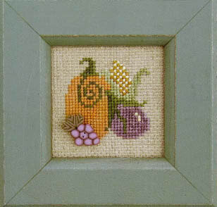 Pearls - Bounty - Cross Stitch Pattern