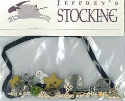 Charms - Jeffrey's Stocking