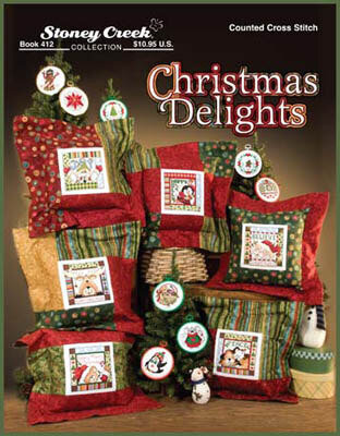 Christmas Delights - Cross Stitch Pattern