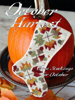 October Harvest - Cross Stitch Pattern