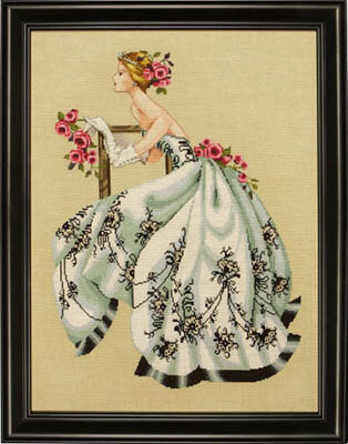 Sabrina - Mirabilia Cross Stitch Pattern