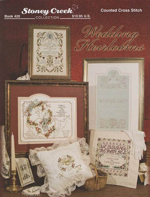 Wedding Heirlooms - Cross Stitch Pattern