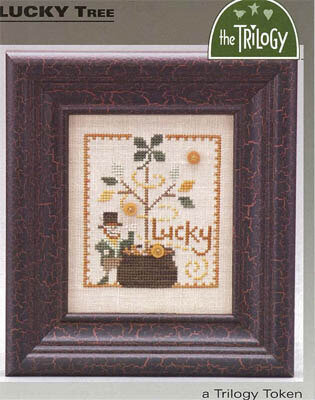 Lucky Tree - Cross Stitch Pattern
