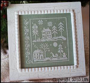 Snow White - Cross Stitch Pattern