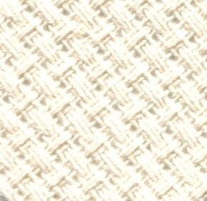 8 Count Ivory Aida Fabric 27x36