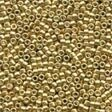Mill Hill 10076 Gold Magnifica Beads - Size 12/0