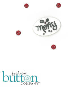 Squareology Merry - Merry Berry - Buttons