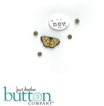 November Button - Square.Ology