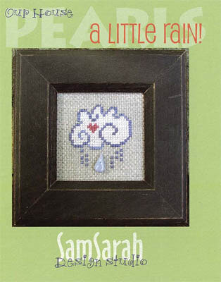 Our House Pearls - Little Rain - Cross Stitch Pattern