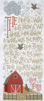 Northwind - Cross Stitch Pattern